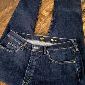 LEE Mens Regular Fit Jeans
